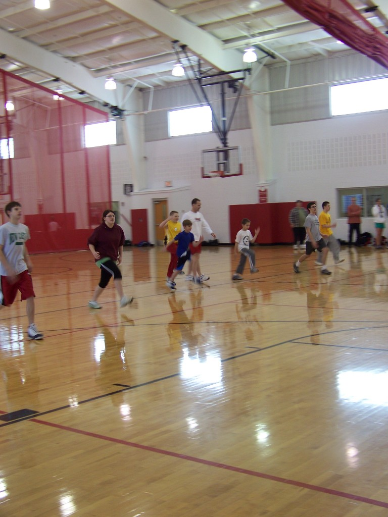 warm up and movement preparation