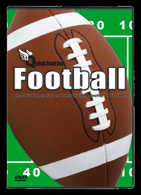 quick feet football dvd