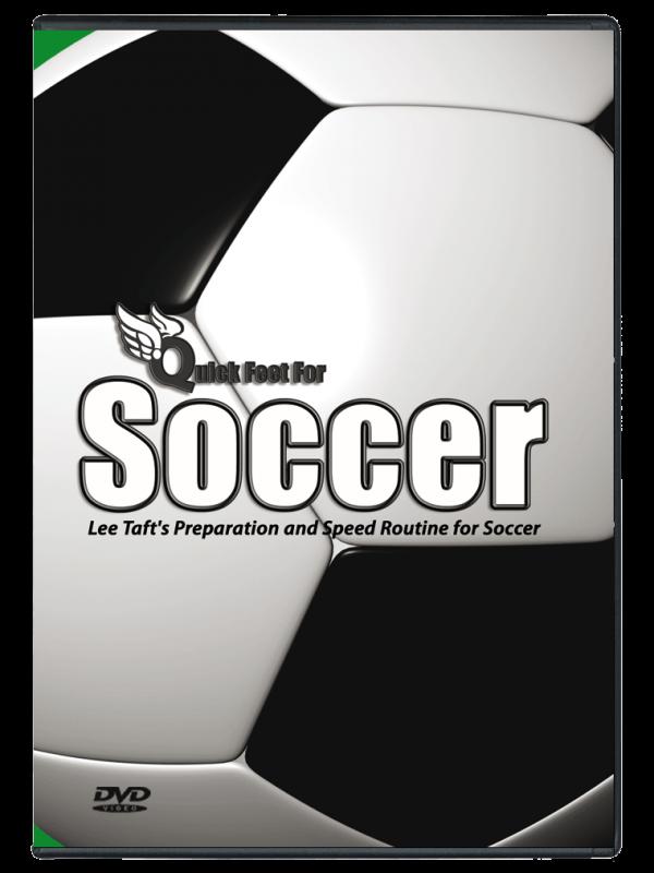 quick feet soccer dvd