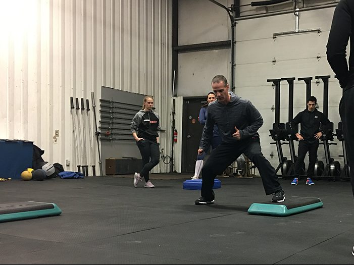 Speed and Performance Retreat