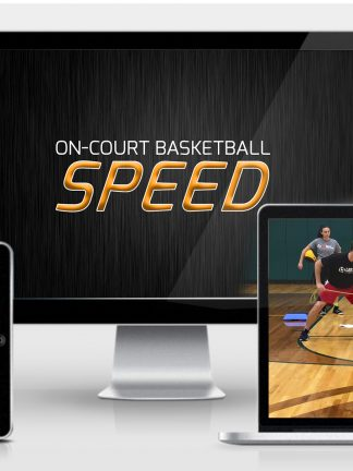 on court basketball speed